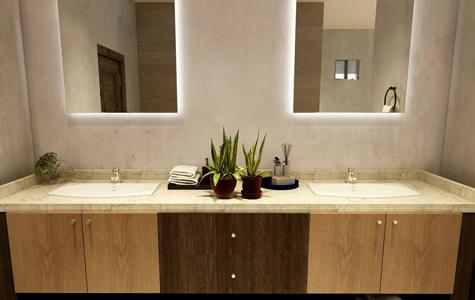 Iluminacion-baño